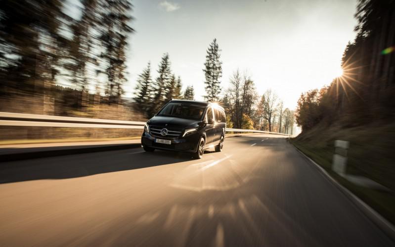 Mercedes Benz Mini Van Roma Transfer