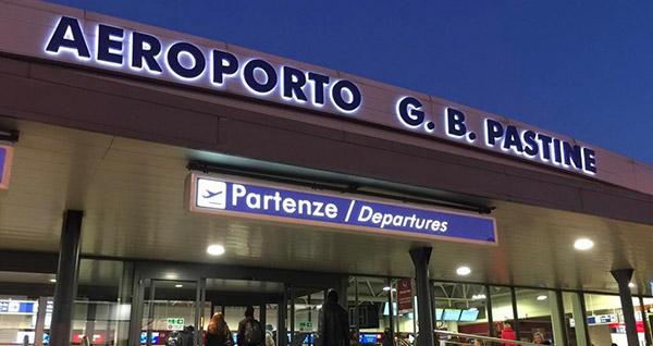 transfer da Roma all'aeroporto di Ciampino