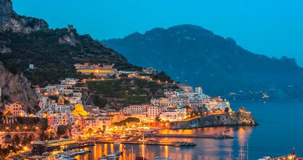 transfer da Roma ad Amalfi e Sorrento