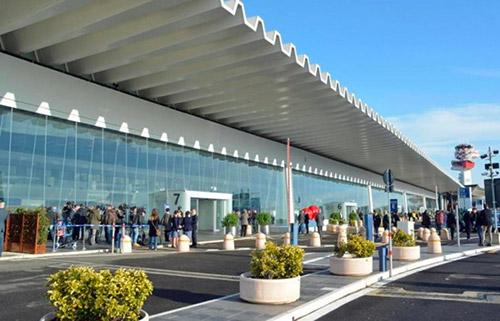prenota il transfer da Roma all'aeroporto di Fiumicino